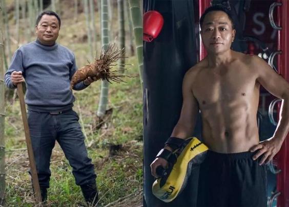 增肥20斤,32岁小伙儿带着53岁的父亲从160斤减到120斤