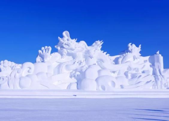 净月潭|净月雪世界,打造梦幻般的童话世界!
