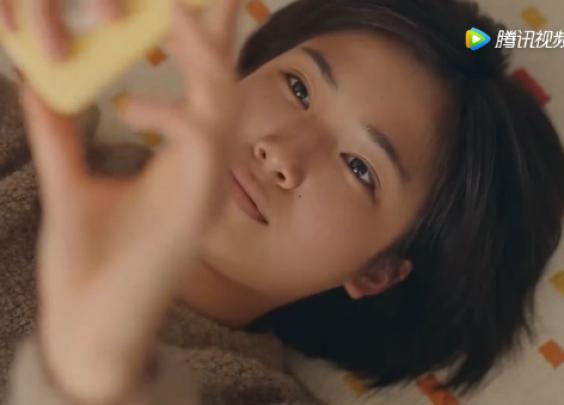 日版微信广告:我喜欢你,跟你无关