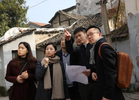 在徐志摩故乡,这些建筑大咖要把建筑变成诗