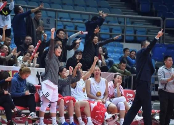 率先打进季后赛的浙江篮球队, 没想到会是她们