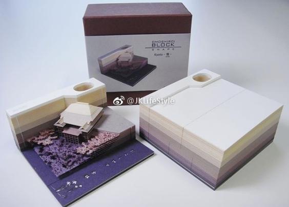 日本建筑模型制作公司「TRIAD」最近研究出一...