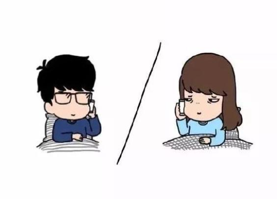 教科书般的情侣是怎么相处的?这也太甜了吧!