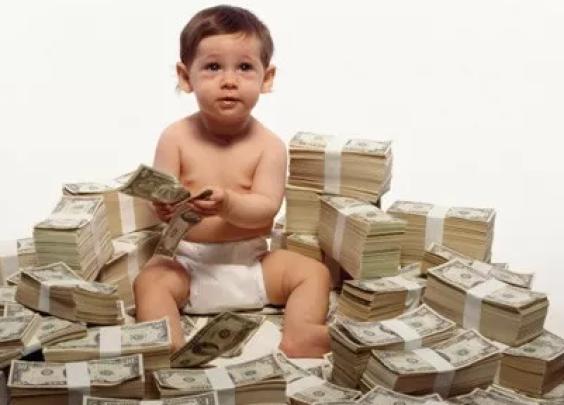 养个孩子,消灭一个百万富翁