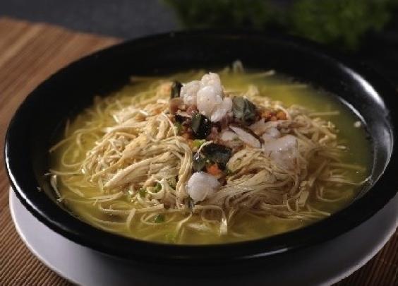 今天给大家推荐一道汪曾祺的家常菜:干丝