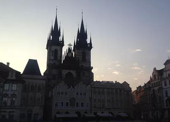 布拉格清晨