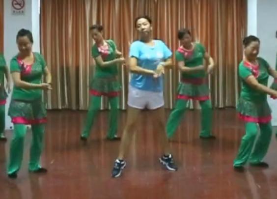 糖豆广场舞课堂 第一季:《梦江南》