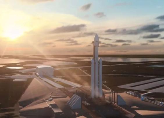 首飞成功!SpaceX带着我们,离火星移民又近了一步