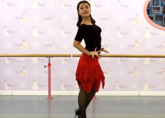 糖豆广场舞课堂 第一季:《斗牛》