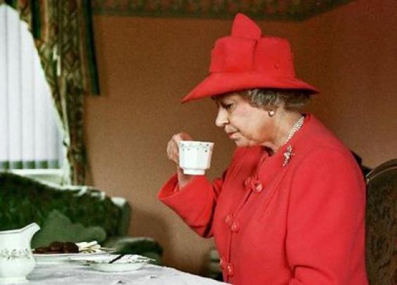 英国人为啥那么爱喝茶?