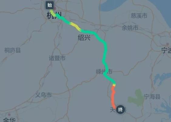 杭州推拿师跑步回家过年,凌晨4:13出发,跑了...
