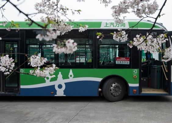 春节期间,103条次公交线路进行调整