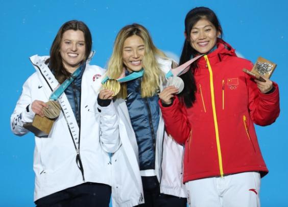 单板滑雪,冬奥会上与众不同最炫酷