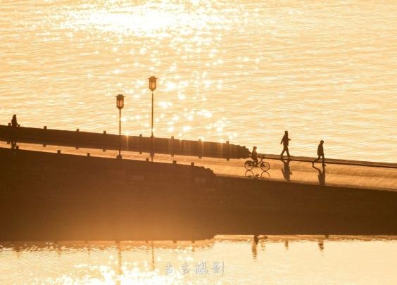 节前的西湖 | 距离488万游客到杭州,还有一天