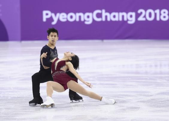 喜讯!隋文静韩聪夺得冬奥双人滑银牌