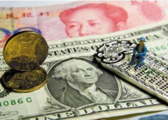 离岸人民币兑美元涨破6.27关口 续刷2月7日以来新高