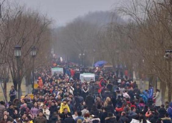 237.43万人次!春节百万游客涌入西湖