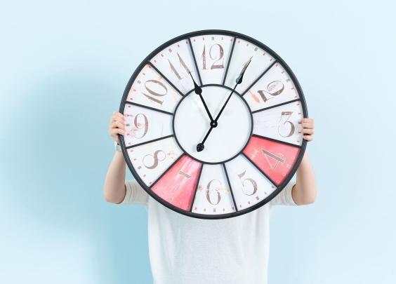 对于管理时间工具不可或缺