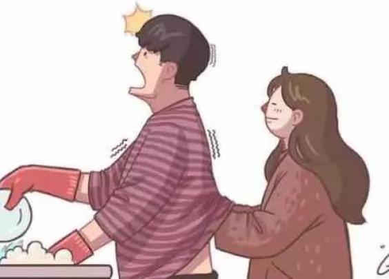 """一组爆红的情侣漫画!网友大呼""""想要这样的男朋友"""""""