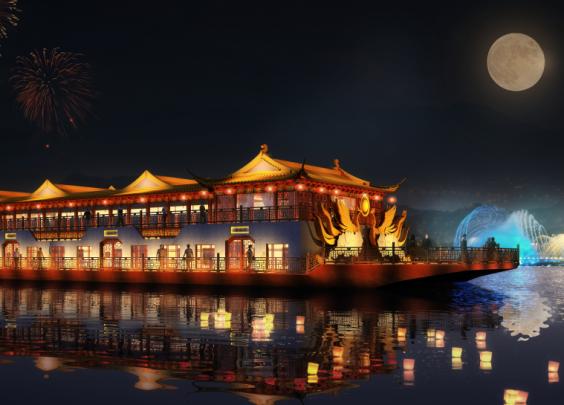 围观,钱塘江水上游的新船可能长这样