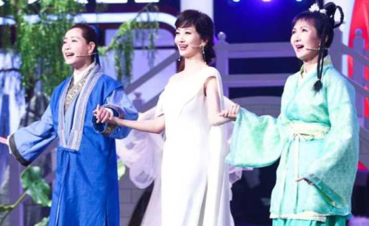 回忆杀!白娘子、许仙、小青26年后杭州重聚