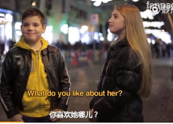 最棒的反女性暴力广告:这群男孩告诉你,为什么不...
