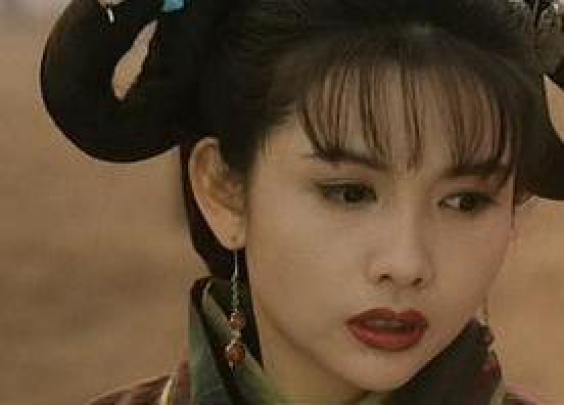 梳空气刘海最好看的女明星,从古装到现代,谁惊艳...