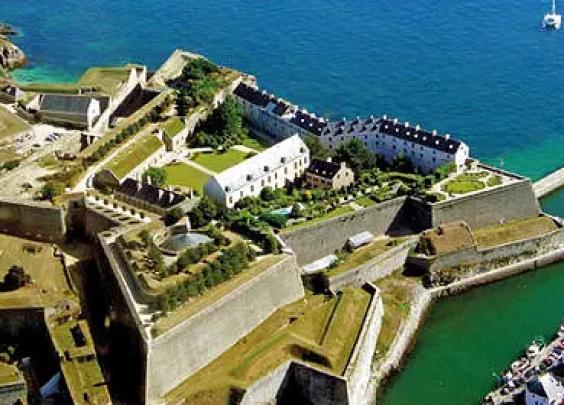 沃邦设计的堡垒建筑