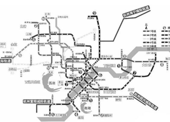 杭州地铁建设加速推进!进展了解一下!清明小长假...