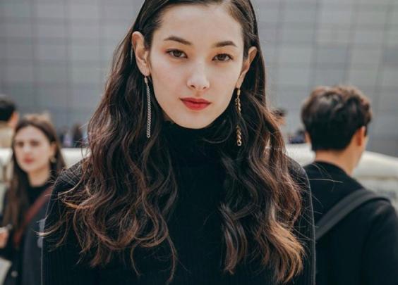 韩裔模特Tiana Tolstoi 街拍+私服...