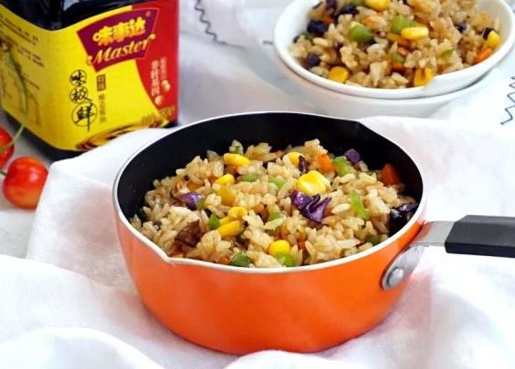 8款米饭做法,让饭粒在嘴中弹跳,快来蹭饭吧