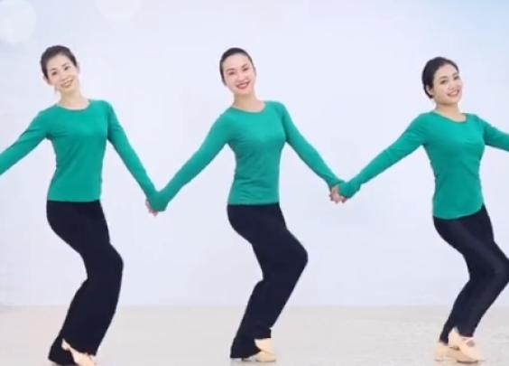 糖豆广场舞课堂 第一季:《纳木措恋人》