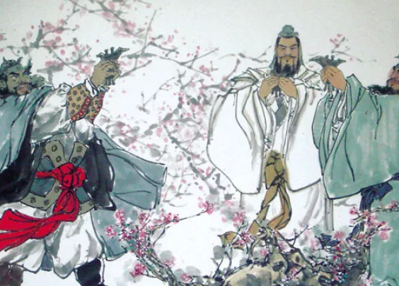 从草席贩子到一代枭雄,刘备的组织能力为啥这么彪悍