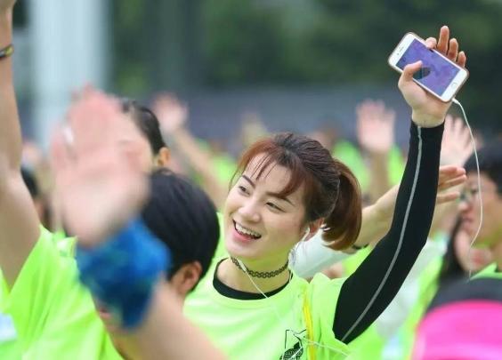 浙江大学3000人马拉松即将开跑