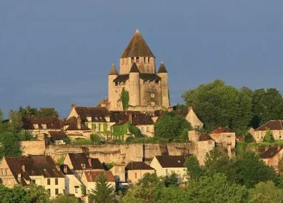 普罗万,中世纪古镇