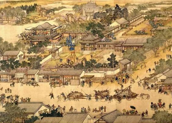中国古代盛世里,老百姓能达到什么生活水平