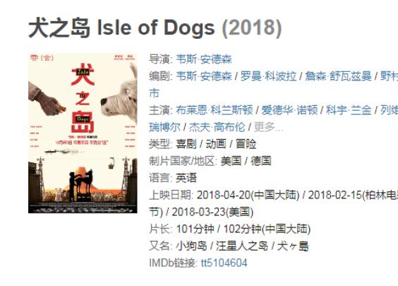 8.6 犬之岛