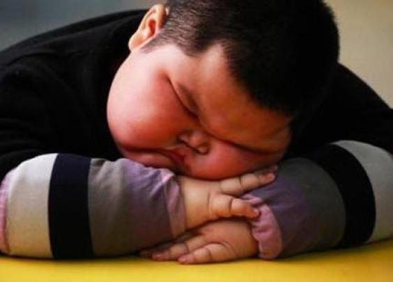 儿童肥胖已成全球流行病,亚太地区成重灾区