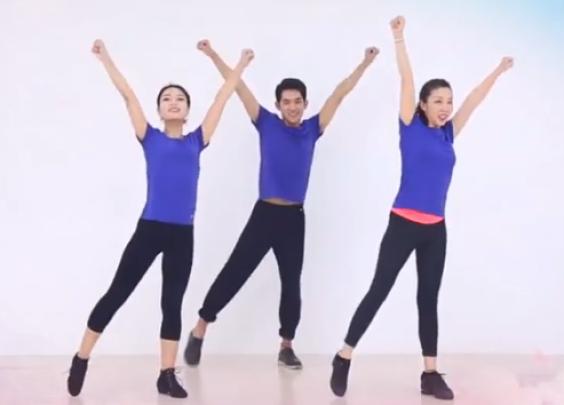 糖豆广场舞课堂 第一季:《我的爱情哪去了》
