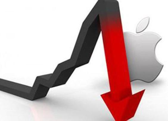 业绩下滑,苹果概念股集体大跌 私募:投资者反弹...
