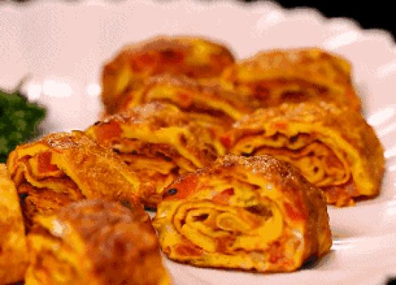 只用鸡蛋和番茄,5分钟做出高颜值早餐!好吃又营养