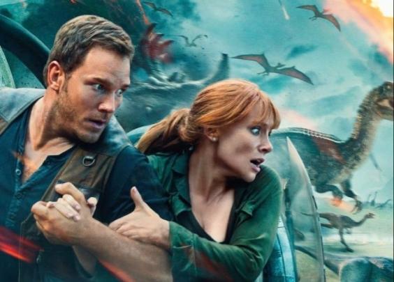 《侏罗纪世界2》定档6月15日,领先北美一周上映