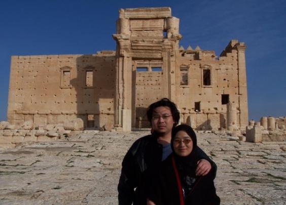 【晨读】这对中国夫妻,在叙利亚一待16年