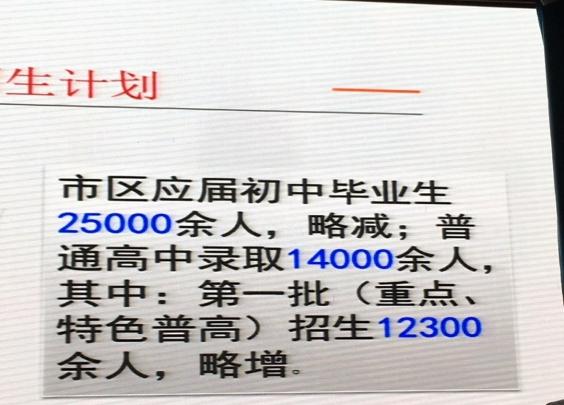 重磅|杭州市2018年市区高中招生政策发布