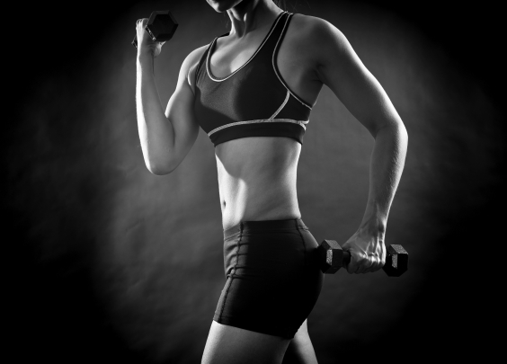 腹部减脂操,如果觉得传统的腹部训练太枯燥无味,...