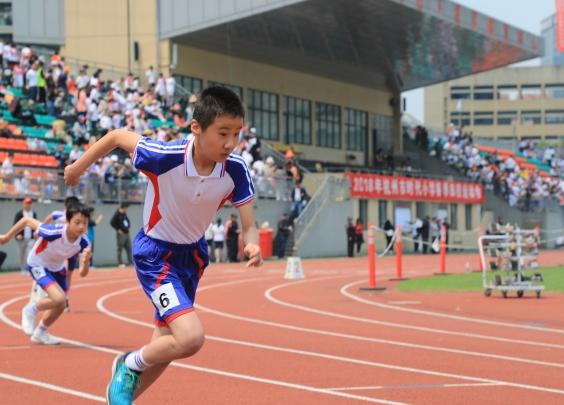 春意盎然,杭州时代小学运动会嗨起来