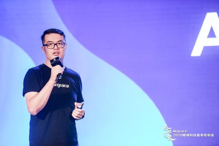 雅观科技产品副总裁 王达峰.JPG